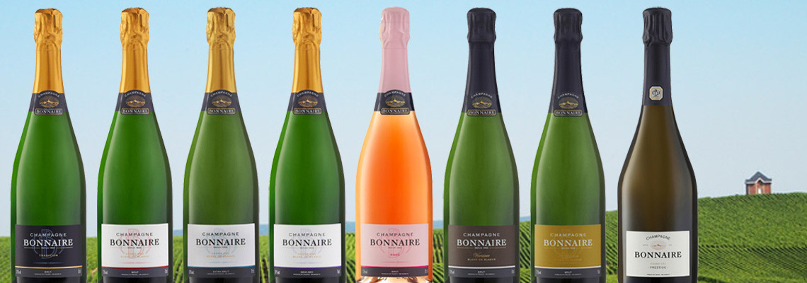 Find all Bonnaire's Champagnes on Chateau.com