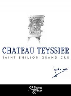 Château Teyssier 2011 Original wooden case of 12 bottles (12x75cl)