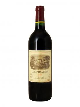 Carruades de Lafite 2002 Bottle (75cl)