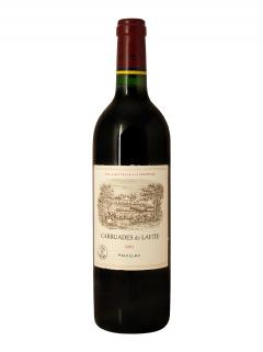 Carruades de Lafite 2003 <br /><span>Bottle (75cl)</span>