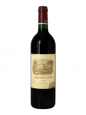Carruades de Lafite 1998 Bottle (75cl)