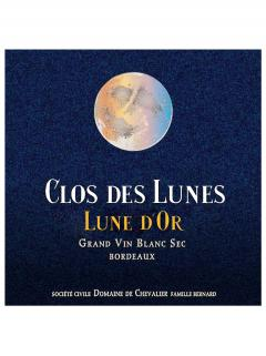 Clos des Lunes Lune d'Or 2014 Original wooden case of 3 bottles (3x75cl)