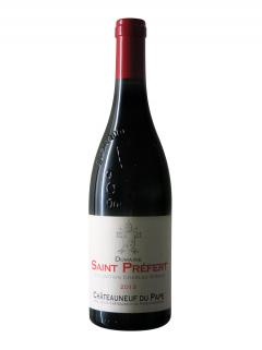Chateauneuf-du-Pape Domaine Saint-Préfert Collection Charles Giraud 2013 <br /><span>Bottle (75cl)</span>