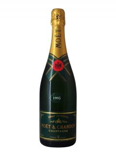 Champagne Moët & Chandon Brut Impérial Brut 1995 Bottle (75cl)