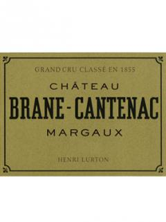 Château Brane-Cantenac 2001 Original wooden case of one jéroboam (1x500cl)