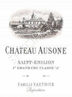 Château Ausone 2012 Original wooden case of 3 bottles (3x75cl)