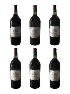 Château Beychevelle 1971 <br /><span>Original wooden case of 6 magnums (6x150cl)</span>
