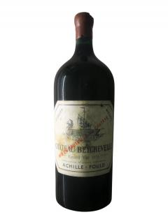 Château Beychevelle 1971 <br /><span>Original wooden case of one impériale (1x600cl)</span>