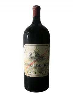 Château Beychevelle 1974 <br /><span>Original wooden case of one impériale (1x600cl)</span>