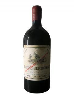 Château Beychevelle 1979 <br /><span>Original wooden case of one jéroboam (1x450cl)</span>