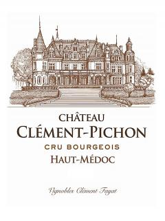 Château Clément-Pichon 2012 Original wooden case of 6 bottles (6x75cl)