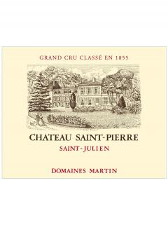 Château Saint-Pierre 2014 <br /><span>Original wooden case of 6 bottles (6x75cl)</span>