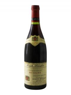 Musigny Grand Cru Joseph Drouhin 1979 Bouteille (75cl)