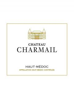 Château Charmail 2014 Original wooden case of 12 bottles (12x75cl)