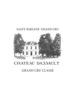 Château Dassault 2014 Original wooden case of 6 bottles (6x75cl)