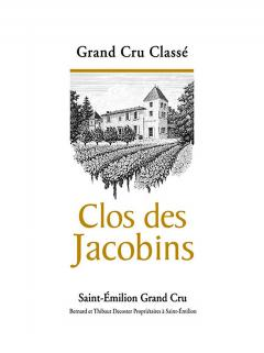 Clos des Jacobins 2014 Original wooden case of 6 bottles (6x75cl)