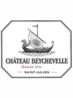 Château Beychevelle 2014 Original wooden case of 3 double magnums (3x300cl)