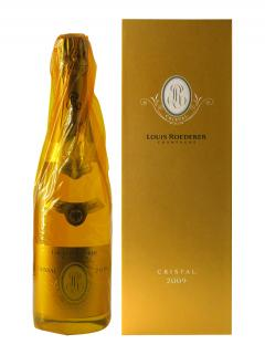 Champagne Louis Roederer Cristal 2009 <br /><span>Bottle (75cl)</span>