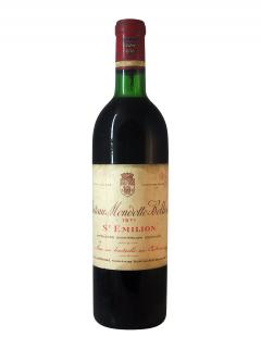 Château Bellisle Mondotte 1971 <br /><span>Bottle (75cl)</span>