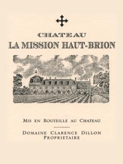 Château La Mission Haut-Brion 2006 Original wooden case of 12 bottles (12x75cl)