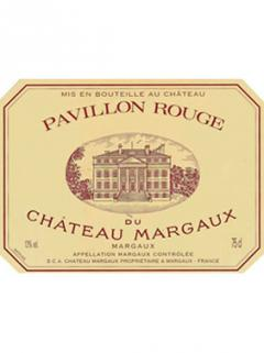 Pavillon Rouge du Château Margaux 2010 Original wooden case of 12 bottles (12x75cl)
