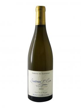 Santenay 1er Cru Michel Clair & Fille 2014 Bottle (75cl)
