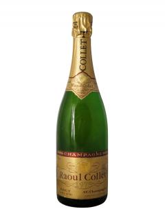 Champagne Raoul Collet Carte d'Or 1975 <br /><span>Bottle (75cl)</span>