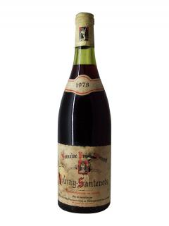 Volnay 1er Cru Prieur 1978 Bottle (75cl)