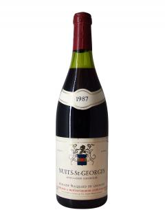 Nuits-Saint-Georges Domaine Machard de Gramont 1987 <br /><span>Bottle (75cl)</span>
