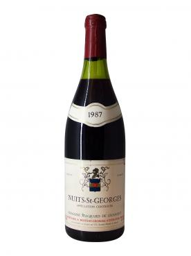 Nuits-Saint-Georges Domaine Machard de Gramont 1987 Bottle (75cl)