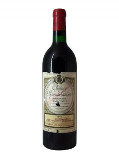Château Rauzan-Gassies 1985 Bottle (75cl)
