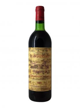 Château La Dominique 1980 Bottle (75cl)