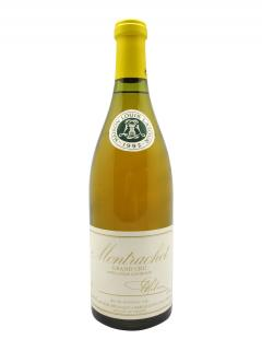 Montrachet Grand Cru Louis Latour 1992 Bottle (75cl)