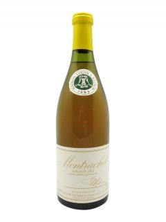Montrachet Grand Cru Louis Latour 1993 Bottle (75cl)