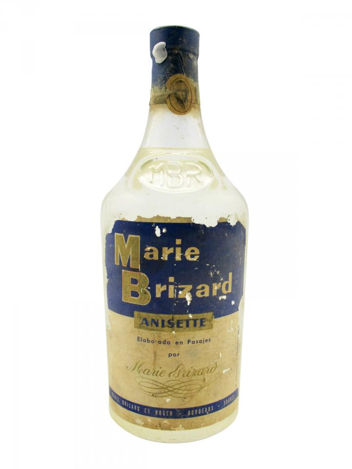 Anisette Marie Brizard Period 1950\'s Bottle (70cl)
