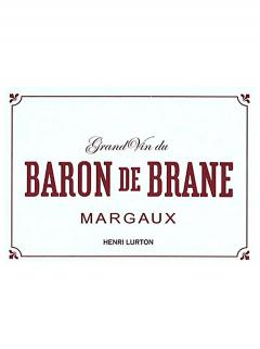 Baron de Brane 2014 Original wooden case of 6 bottles (6x75cl)