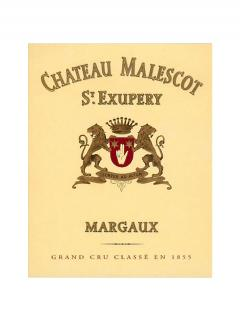 Château Malescot Saint Exupery 2014 Original wooden case of 12 half bottles (12x37.5cl)