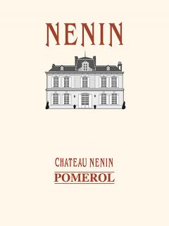 Château Nenin 2010 Original wooden case of 6 bottles (6x75cl)