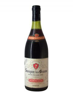 Savigny-lès-Beaune Mommessin 1979 <br /><span>Bottle (75cl)</span>