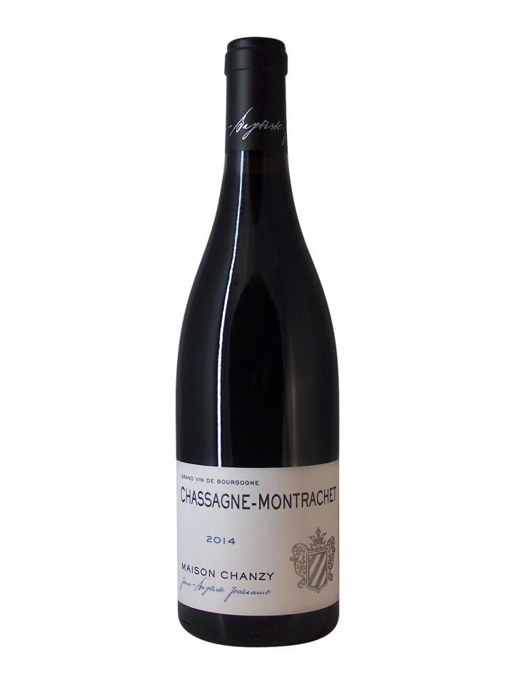 Chassagne-Montrachet Maison Chanzy 2014 Bottle (75cl)