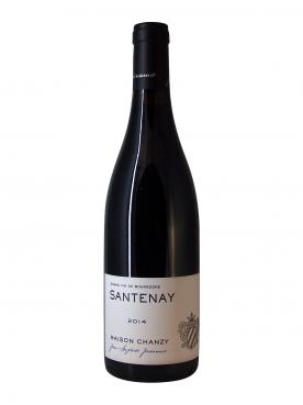 Santenay Maison Chanzy 2014 Bottle (75cl)
