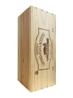 Château Grand-Puy-Lacoste 2015 <br /><span>Original wooden case of one double magnum (1x300cl)</span>