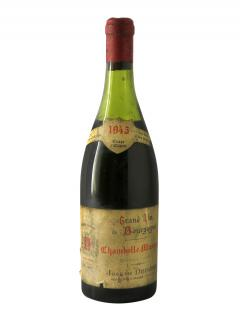 Chambolle-Musigny Joseph Drouhin 1945 Bouteille (75cl)