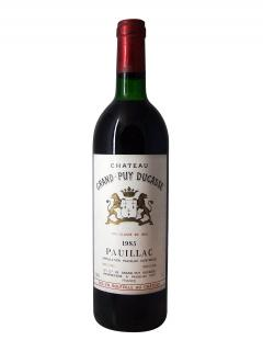 Château Grand-Puy Ducasse 1985 Bottle (75cl)