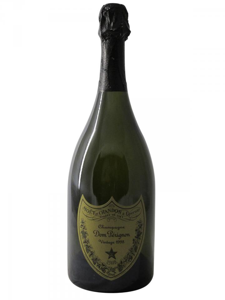 Champagne Moët & Chandon Dom Pérignon Brut 1998 Bottle (75cl)