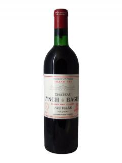 Château Lynch Bages 1971 <br /><span>Bottle (75cl)</span>