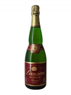 "Champagne Lanson ""Red Label"" Brut 1975 Bouteille (75cl)"