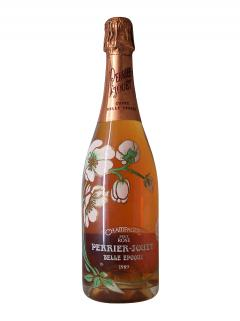 Champagne Perrier Jouët Belle Epoque Rosé Brut 1989 <br /><span>Bottle (75cl)</span>