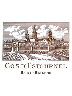 Château Cos d'Estournel 2011 <br /><span>Original wooden case of 6 bottles (6x75cl)</span>