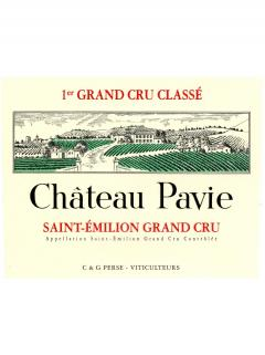 Château Pavie 2012 <br /><span>Original wooden case of one double magnum (1x300cl)</span>